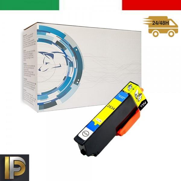 Cartuccia Epson  T2634 Giallo Compatibile