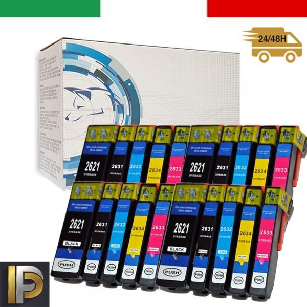 20 Cartucce Epson T26  Compatibili