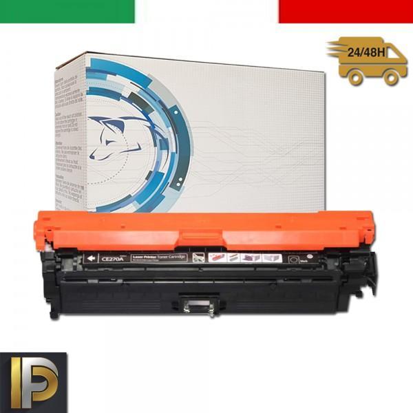 Toner Hp Laserjet  CE270A  Nero Compatibile