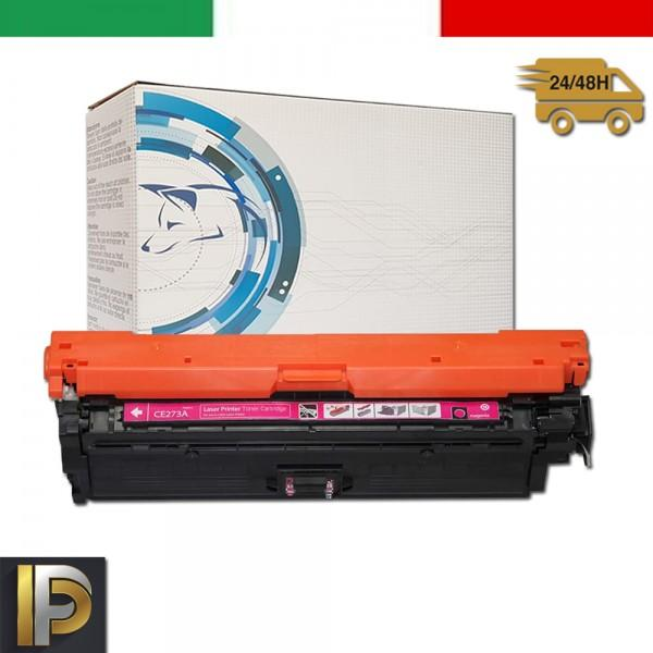 Toner Hp Laserjet  CE273A Magenta Compatibile
