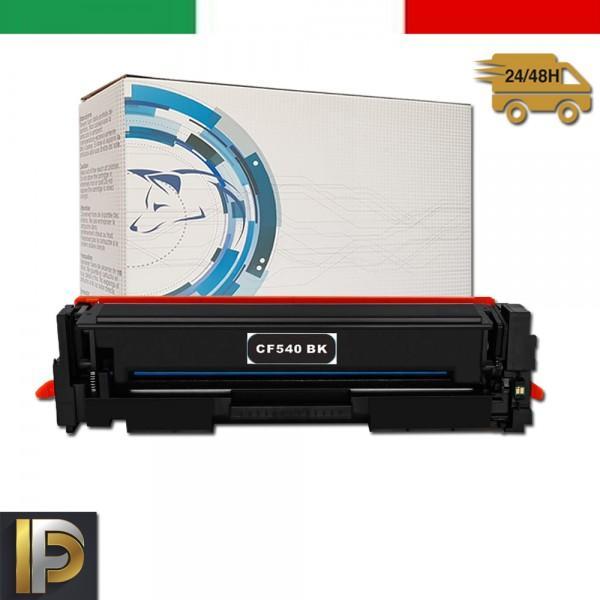 Toner Hp Laserjet Pro CF540X  Compatibile