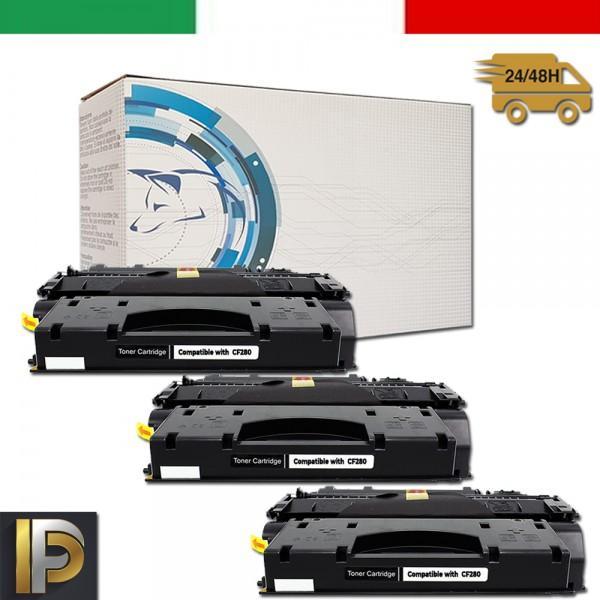 Toner Laserjet Pro CF280X-CE505X   Compatibile