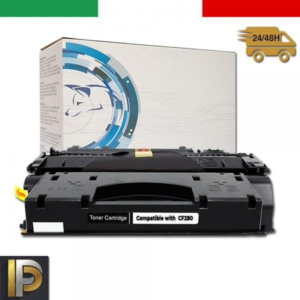 Toner Hp Laserjet  CF280A  Compatibile