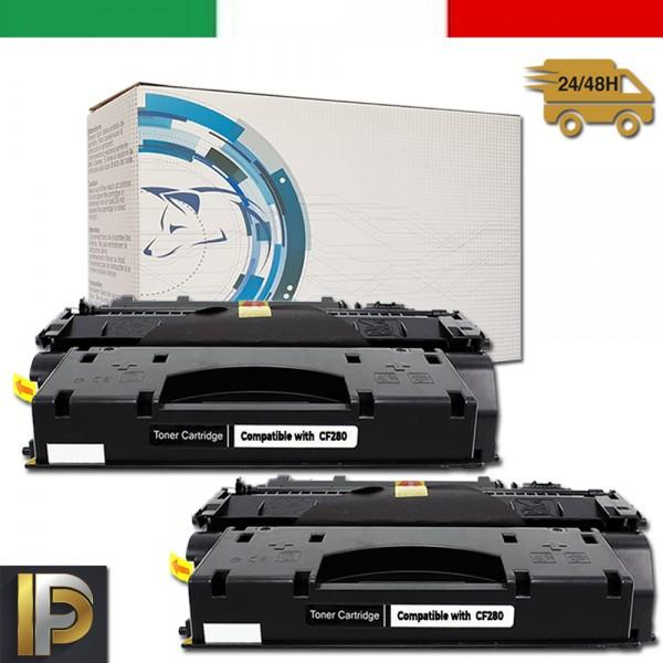 Toner Laserjet Pro CF280A-CE505A   Compatibile