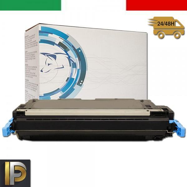 Toner Hp Laserjet Color Q7581A Ciano Compatibile