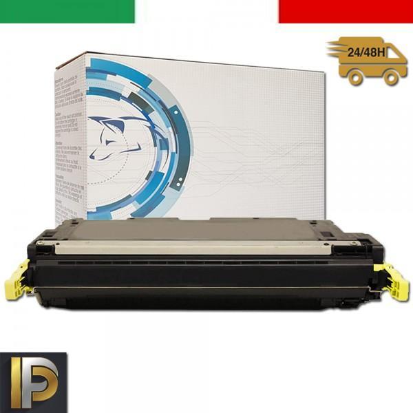 Toner Hp Laserjet Color Q7582A Giallo Compatibile