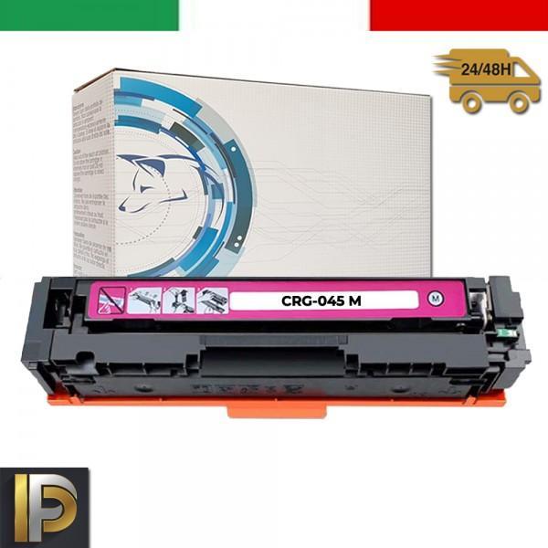 Toner Canon CRG-045H-M Magenta Compatibile