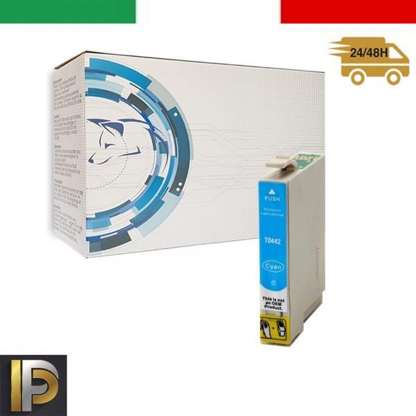 Cartuccia Epson Stylus  T0442 Ciano Compatibile