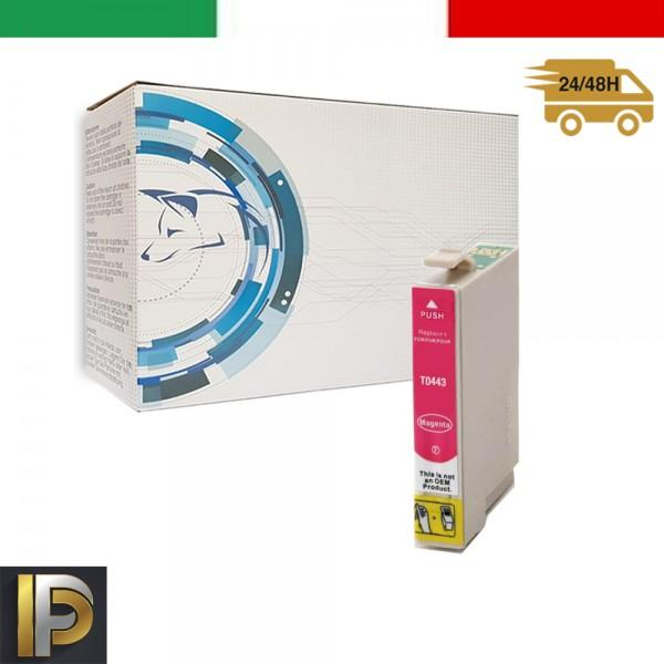 Cartuccia Epson Stylus  T0443 Magenta Compatibile
