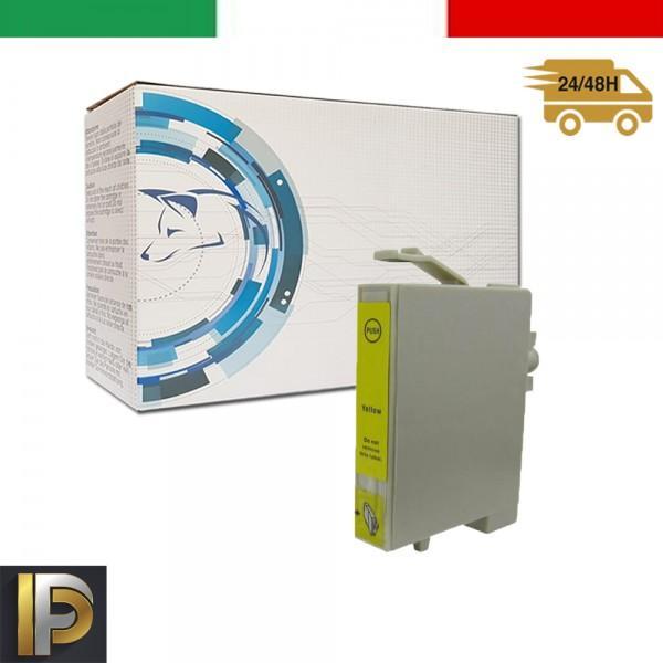 Cartuccia Epson Stylus  T0484 Giallo Compatibile