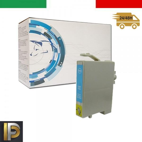 Cartuccia Epson Stylus  T0485 Ciano Compatibile