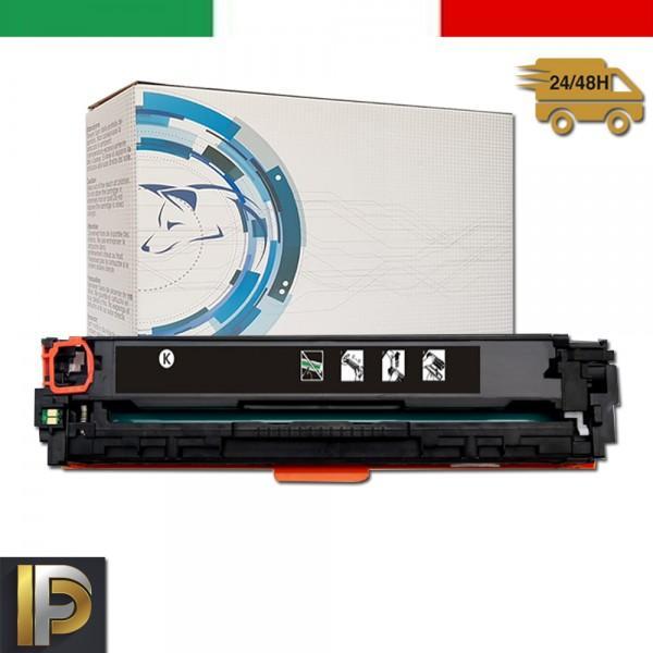 Toner Hp Laserjet Color CE320A  Nero Compatibile