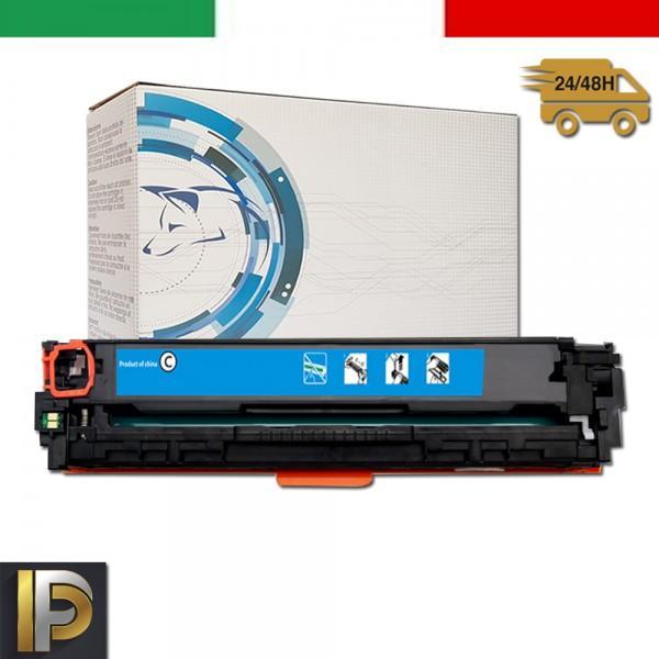 Toner Hp Laserjet Color CE321A Ciano Compatibile