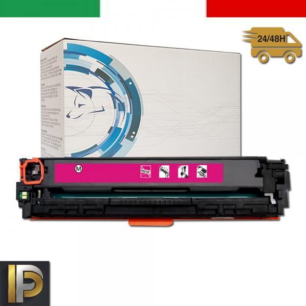 Toner Hp Laserjet Color CE323A Magenta Compatibile