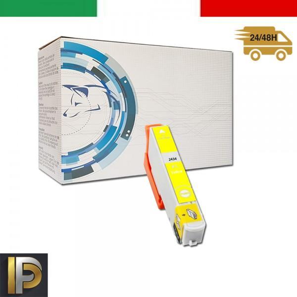 Cartuccia Epson  T2434-Y Giallo Compatibile