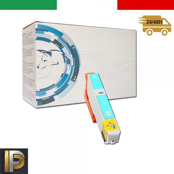 Cartuccia Epson  T2435-LC Ciano Compatibile