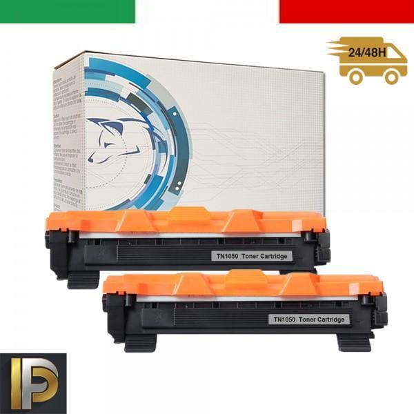 2 Toner Brother  TN-1050   Compatibili