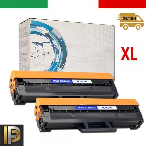 2 Toner Samsung  MLT-D111XL   Compatibili