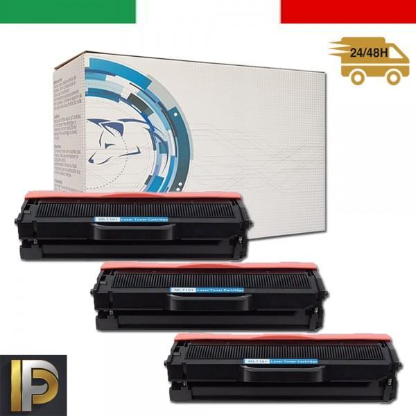 3 Toner Samsung  MLT-D101   Compatibili
