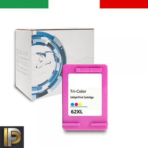 Cartuccia HP  NO62XL-C  Compatibile