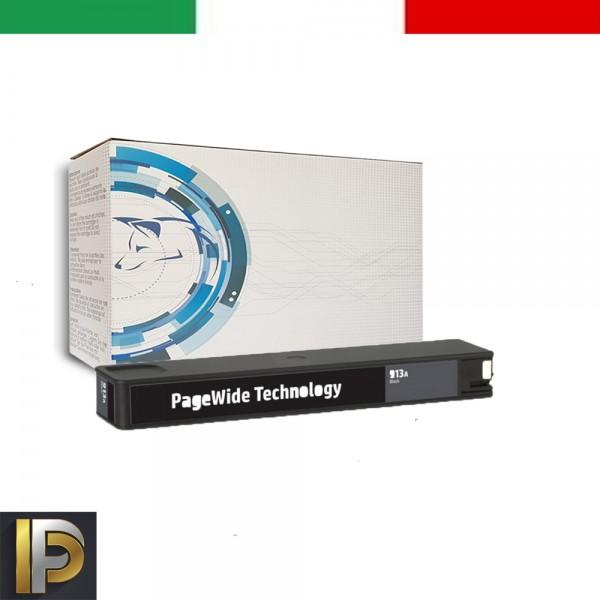 Cartuccia HP Pagewade  913AXL-BK  Compatibile