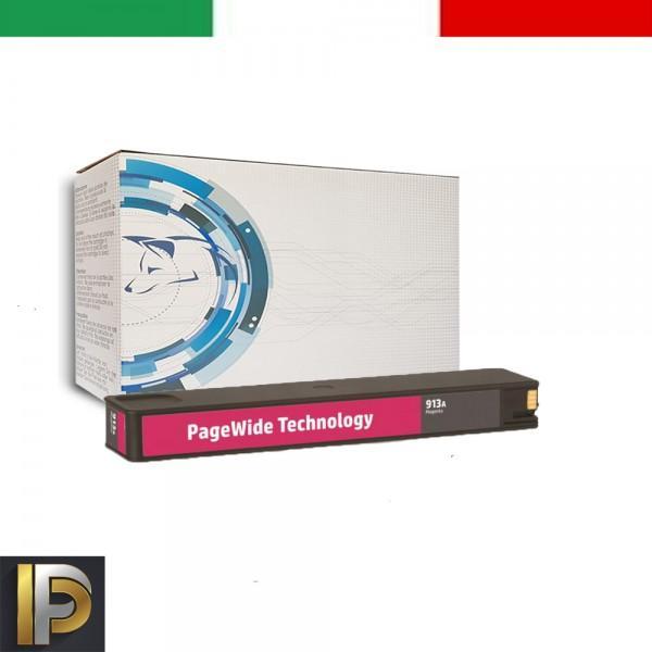 Cartuccia HP Pagewade   913AXL-M  Compatibile