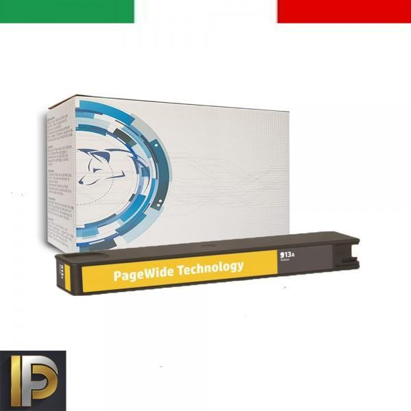 Cartucce HP Pagewade  913AXL-Y  Compatibile