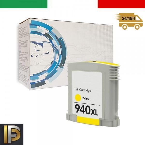 Cartucce HP HP Officejet Pro 940XL-Y Giallo con CHIP Compatibile