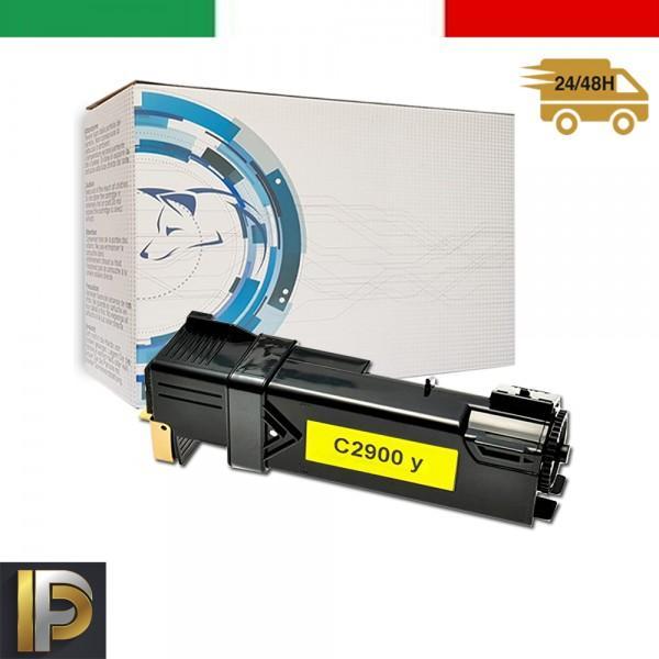Toner Epson Aculaser  C2900-Y Giallo Compatibile
