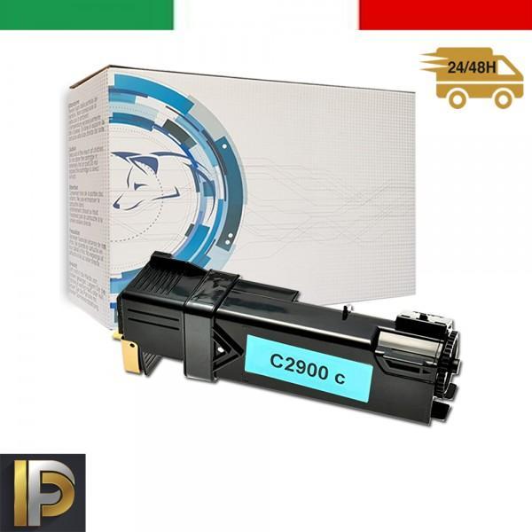 Toner Epson Aculaser  C2900-C Ciano Compatibile