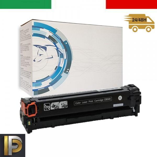 Toner Hp Laserjet Color CB540A  Nero Compatibile