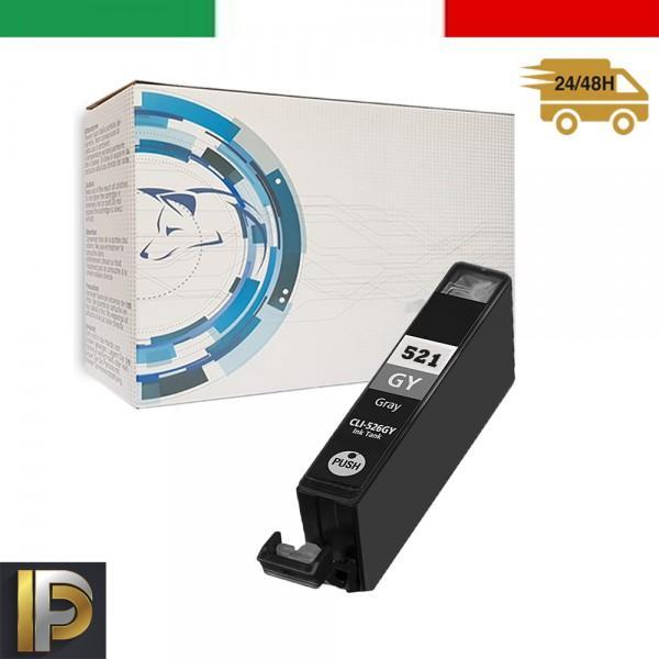 Cartucce Canon  CLI-521-GY  Compatibile