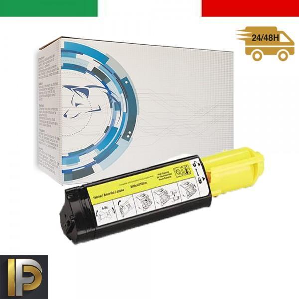 Toner Dell  3100-Y Giallo Compatibile