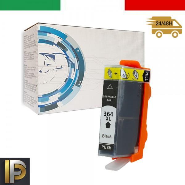Cartucce HP  364XL-BK  con CHIP Compatibile