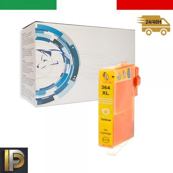 Cartucce HP  364-Y  Giallo con CHIP Compatibile