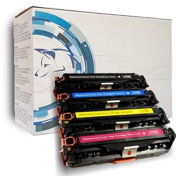 Toner Hp Laserjet Color CE320A   Compatibili