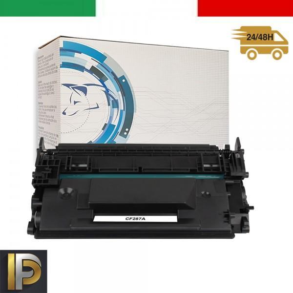Toner Hp Laserjet  CF287A  Compatibile