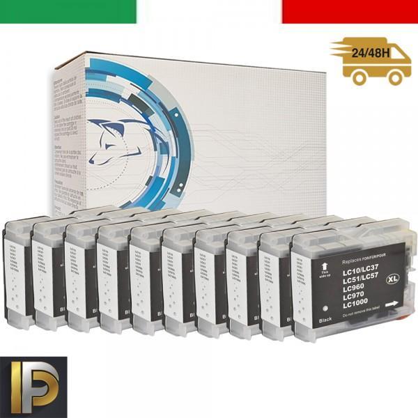 Cartuccia Brother  LC-1000-BK-10  Compatibile