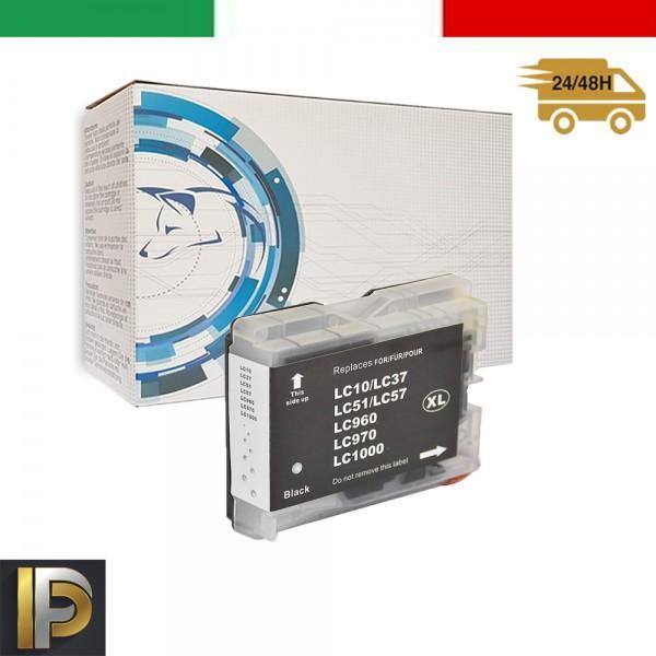 Cartuccia Brother  LC-1000-BK Nero Compatibile