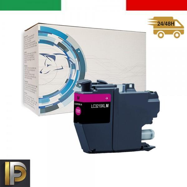 Cartuccia Brother MFC  LC-3219-M Magenta Compatibile