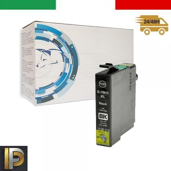 Cartuccia Epson  T18-NERO  Nero Compatibile