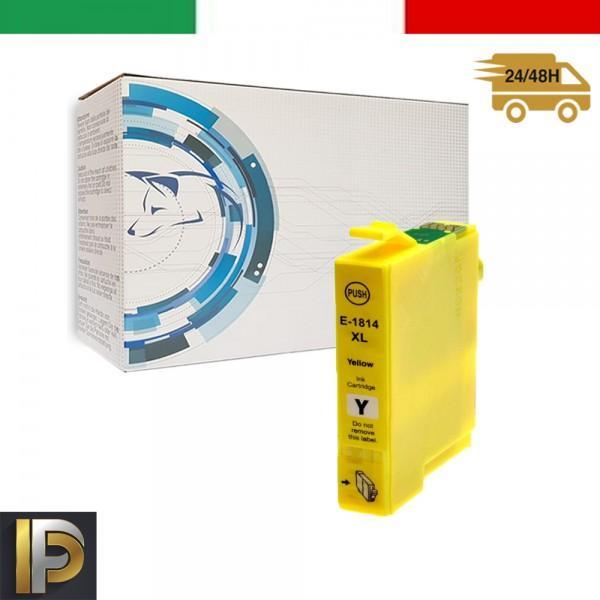 Cartuccia Epson  T18-GIALLO Giallo Compatibile