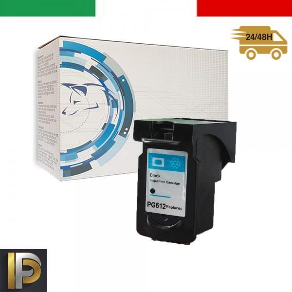 Cartucce Canon  PG512 Nero Compatibile
