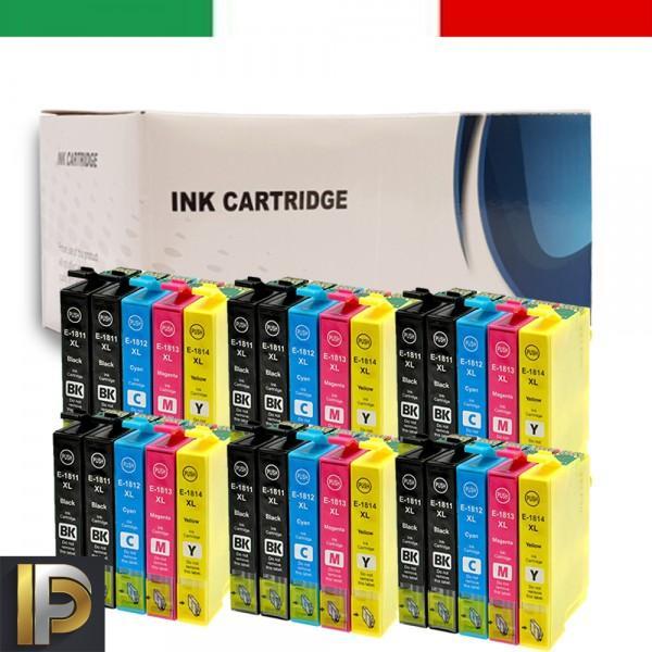 30 Cartucce Epson  PFT18 0  Compatibili