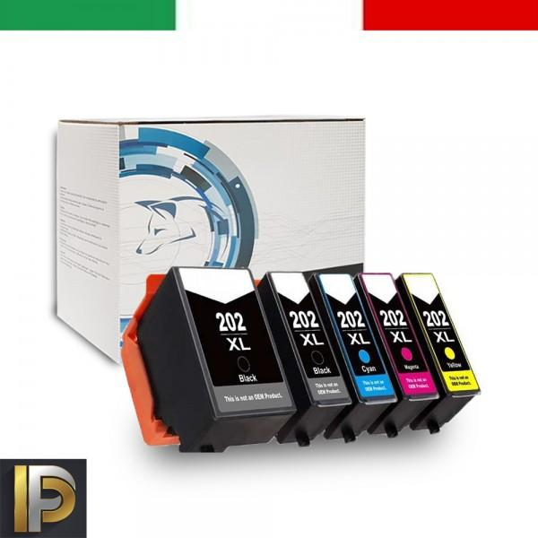 Cartuccia Epson  T202XL-KIT5  Compatibili